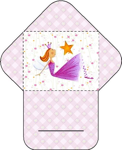 free printable birthday envelope fairies princess free printable kit oh my fiesta in