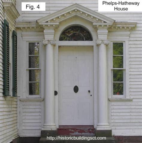 mediterrane window pediments google zoeken classical historic buildings of connecticut 187 federal style houses