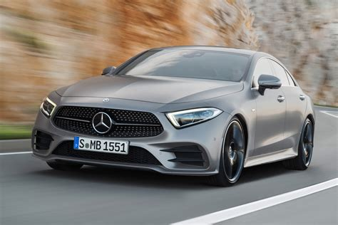 Prices On Mercedes by New 2018 Mercedes Cls Prices Specs And Pics Auto Express