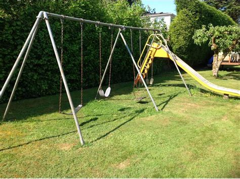 used commercial swing set swing set north saanich sidney victoria