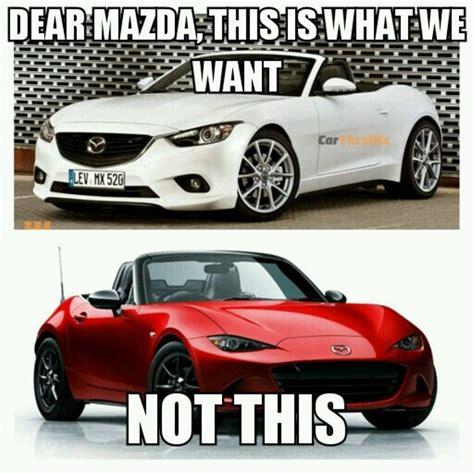 Miata Meme - no hate just my thoughts on the new miata still a