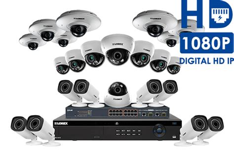 ip systems hdip network surveillance system 24 1080p cameras