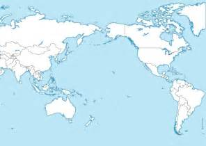 Outline Map Of Pacific by Pacific Quotes Quotesgram