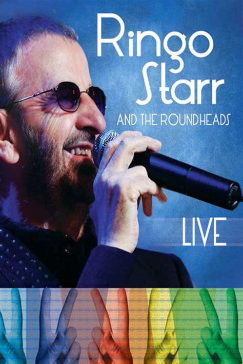 ringo starr photograph live bol ringo starr ringo the roundheads live