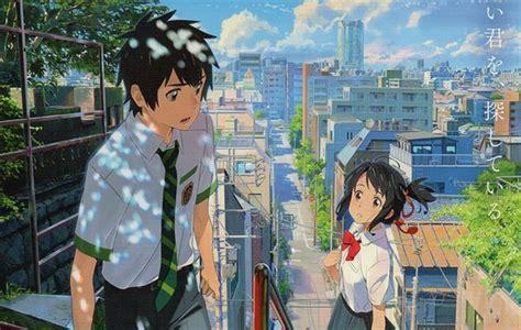 film anime hantu jepang film anime kimi no na wa rajai box office di jepang 4