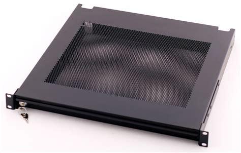 penn elcom ex 6301b 19 inch rack mountable locking laptop