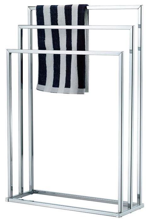 Modern Towel Racks by Modern Chrome Quality Bathroom Shelf Towel Stand Rack