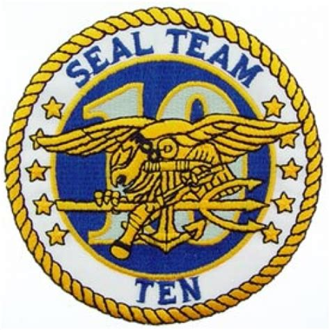 seal team 10 patch northern safari army navy seal