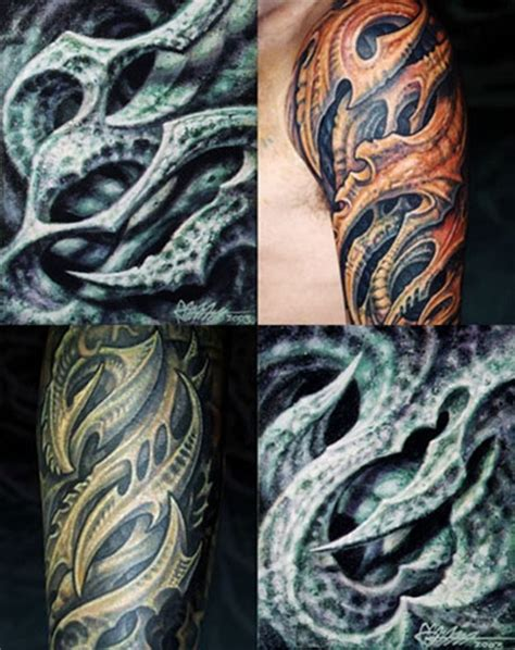 biomechanical tattoo guy aitchison 29 best images about tattoos on pinterest sleeve