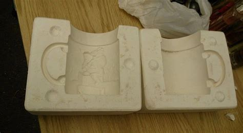 ceramic mug molds ceramic santa molds arts crafts classifieds