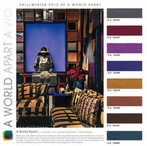 home interior color trends fall winter 2013 2014 color trends interiors blue bergitt