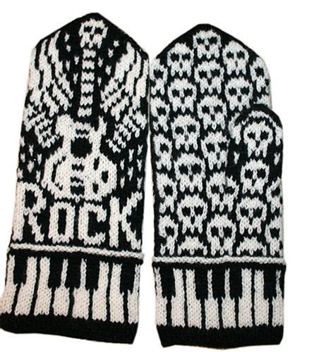 english knitting pattern for mittens ravelry let s rock mittens pattern by jorid linvik now we