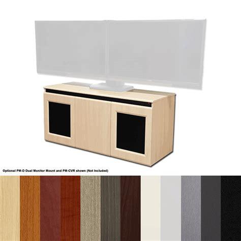 Audio Credenza vfi avf audio visual furniture conferencing credenza with acrylic doors various colors