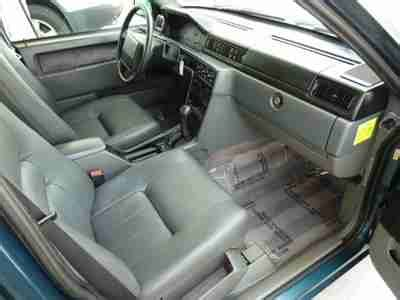 repair anti lock braking 1995 volvo 940 interior lighting buy used 95 volvo 940 1 owner no accidents warranty