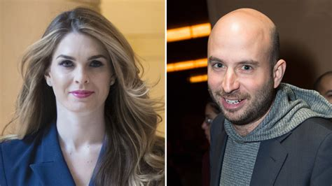 hope hicks family hope hicks and josh raffel face question what s next