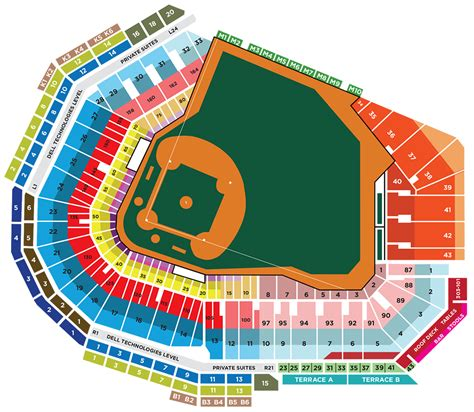 fenway seat chart pin fenway seating chart on