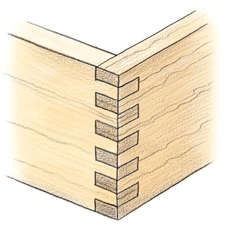 woodworking box joint wooden box joint pdf plans
