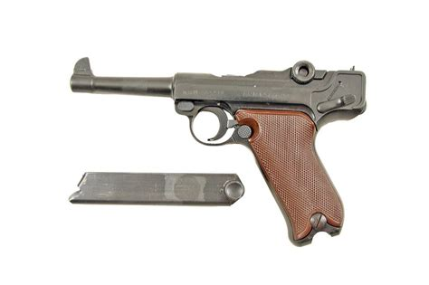 Broom Online erma luger cal 22lr sn 19418 copy of german world war ii