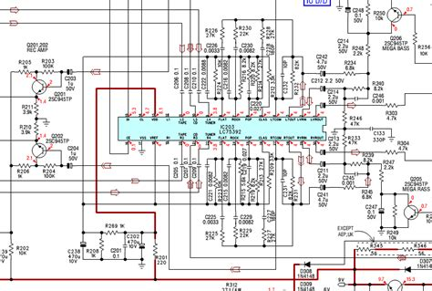 radio electrical schematic symbols wiring diagrams