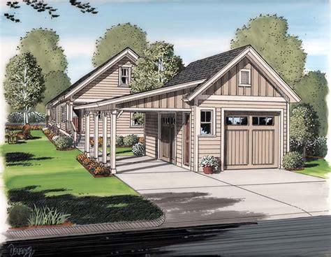 cottage garage plans home ideas 187 cottage with garage plan