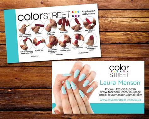 color business cards color business cards color application