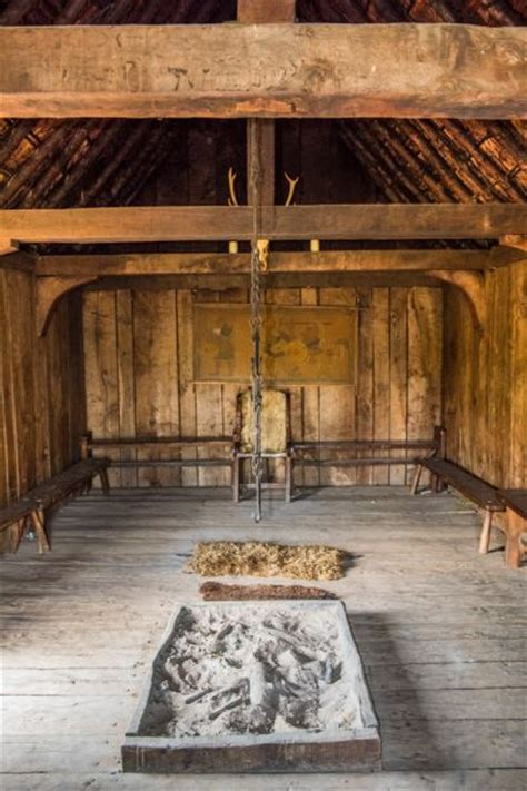 west stow anglo saxon village history