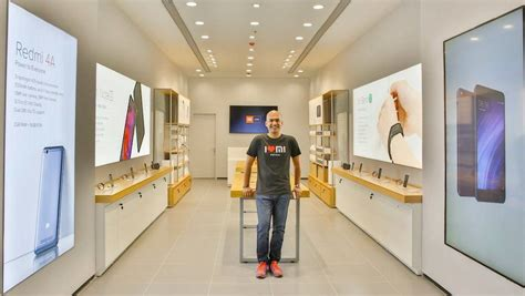 the home technology store xiaomi launches its first indian mi home in bangalore