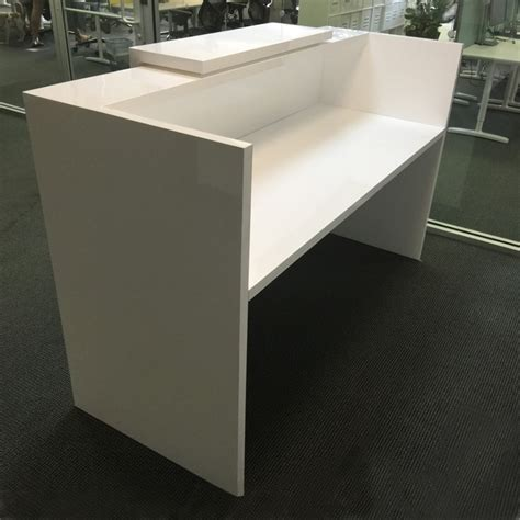 Custom Reception Desk Custom Reception Desk