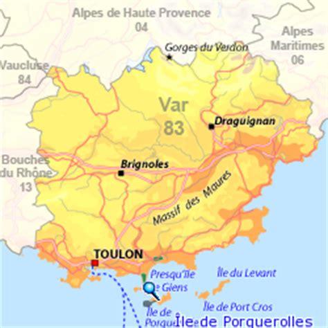 Location vacances Île de Porquerolles : Locations Île de Porquerolles