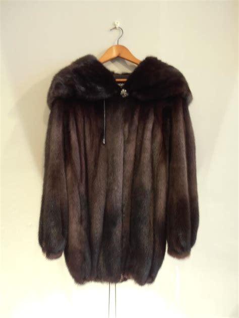 C319 Grey the fur company contemporary fur coats jackets