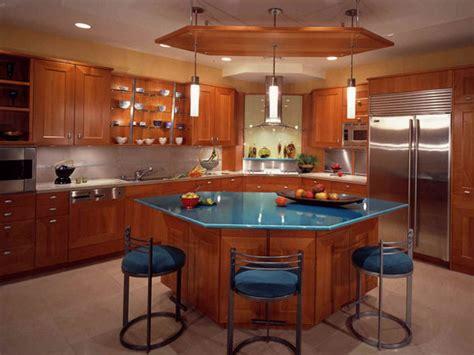 Island In The Kitchen Pictures Hogares Frescos 30 Dise 241 Os De Cocina Con Islas A 241 Adiendo