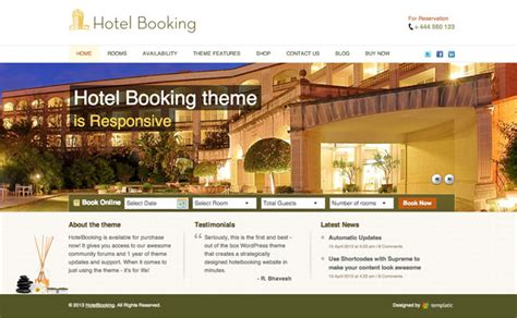 16 best hotel booking wordpress themes with reservation 22 great wordpress booking and reservation themes wp mayor