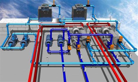 Water Piping System Belmec Construction Inc