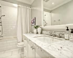 white marble subway tile bathroom white marble subway tile bathroom www pixshark com