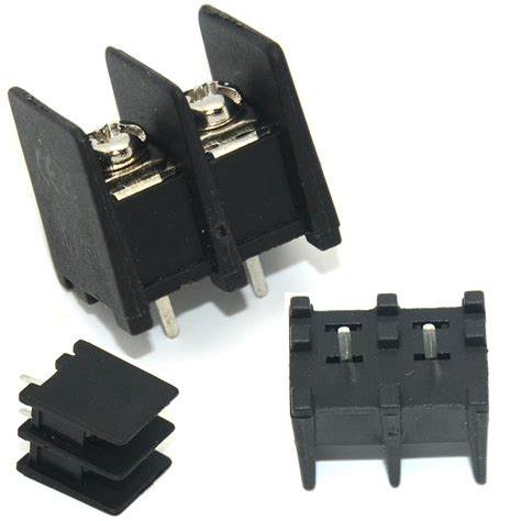 Kf7 62 2p 2 Pin 7 62mm Pitch Connector Pcb Terminal Block Kualit buy wholesale pcb connector from china pcb