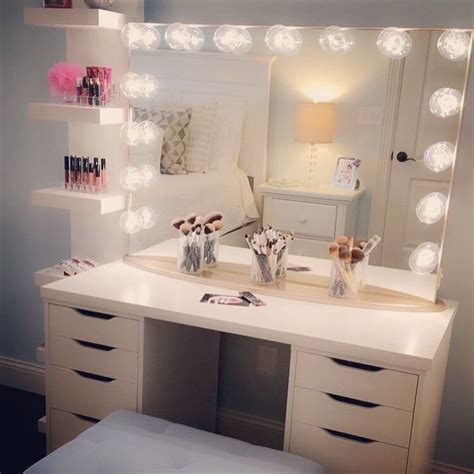 modern makeup vanity with lights makeup vanity with lights 7 vanities