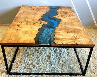 live edge river table epoxy live edge river coffee table table live