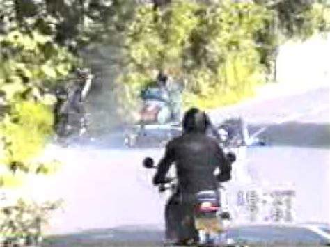 Youtube Motorradunfälle by Dummer Motorrad Unfall Aua Youtube