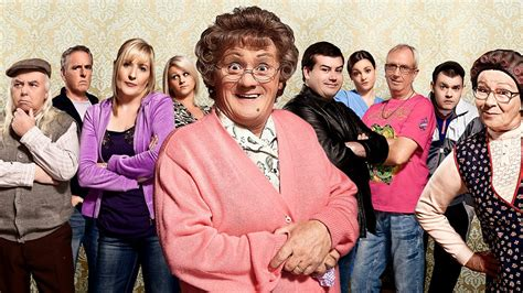 British Comedy Series by Bbc One Mrs Brown S Boys Series 1