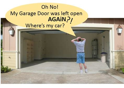 How To Open A Garage Door With A Broken automatic garage door open closed checker makezilla
