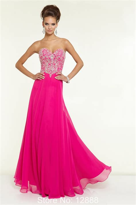 color fiusha vestidos de color rosa fiusha