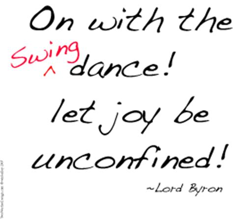 swing dancing quotes swing dance quotes quotesgram