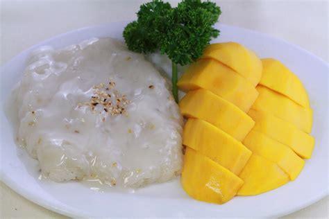 Mango Booming Mango Thai Mango King Mango Sticky king of fruits arrives at thai and diner in las vegas