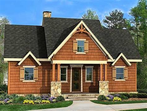 cute bungalow with detached garage 16855wg pinterest the world s catalog of ideas