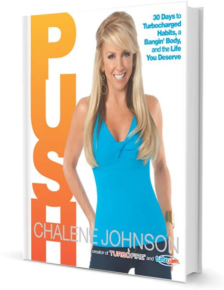 snap change your personality in 30 days books chalene johnson s book push