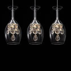 Led Chandelier Lighting Island Modern Led Mini Pendant Three Light Ceiling Chandeliers Lighting Ebay