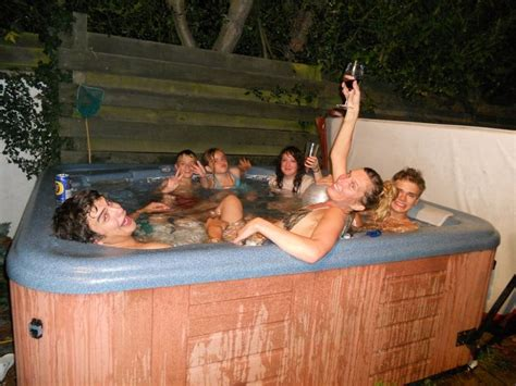 themes for hot tub parties pin by rosa bood on porches patios gardens yards pinterest