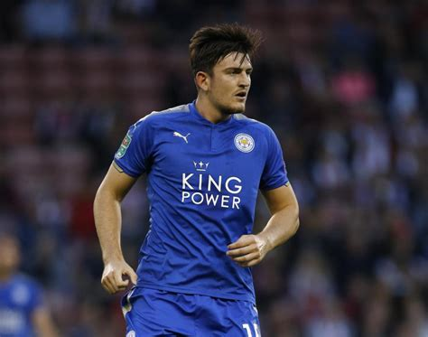 harry maguire call up caps memorable year for leicester city