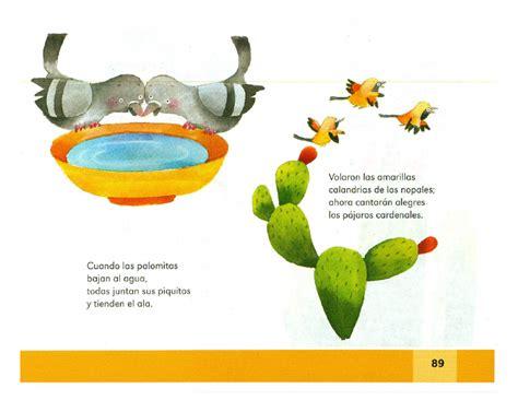 coplas con rima para nios de animales coplas de animales espa 241 ol lecturas 2do grado apoyo