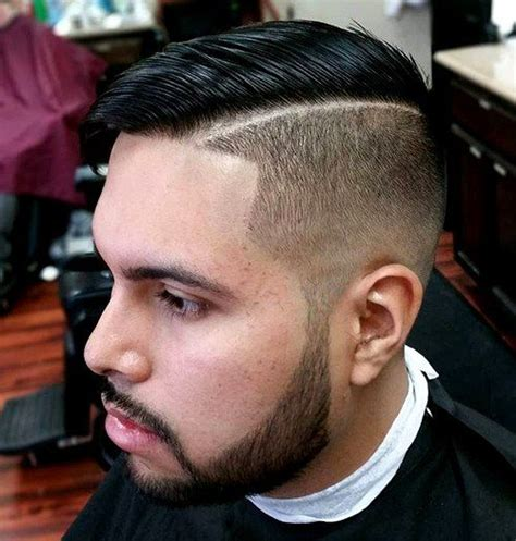 Latest Trends in Men's Bald Fade Haircut